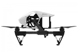 Inspire 1 Aircraft (excludes Remote Controller, Camera, Battery and Battery Charger)